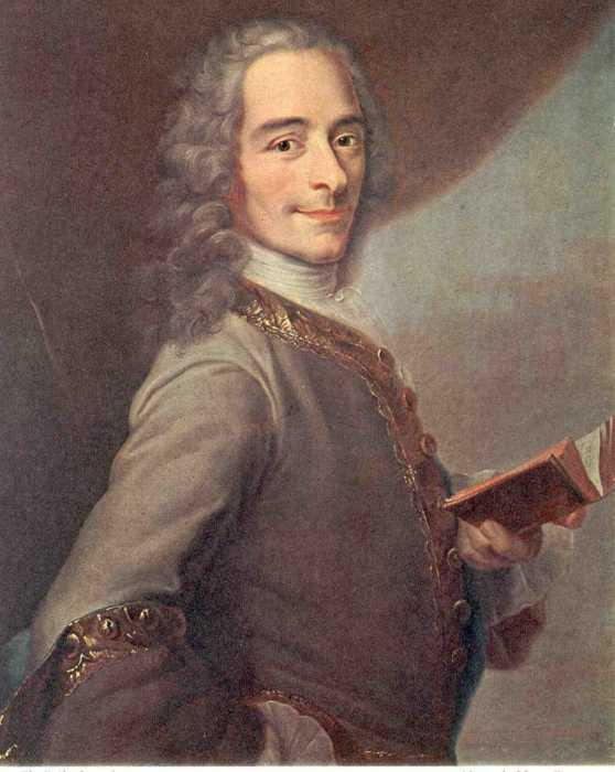 Вольтер – французский философ-просветитель, поэт, драматург, прозаик XVIII века. | Фото: world-shake.ru.