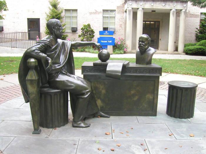 Аристотель в Нью-Йорке