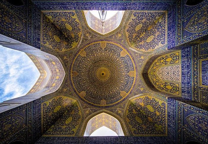 Мечеть Шах Аббаси, Исфахан