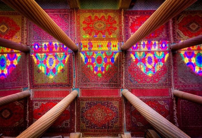 Мечеть Насир-ол Молк, Шираз