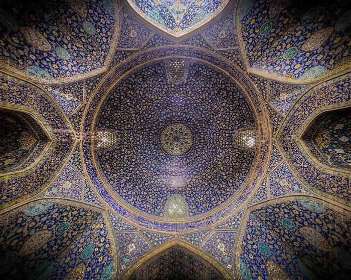 Мечеть Шах Аббаси, Исфахан, Иран