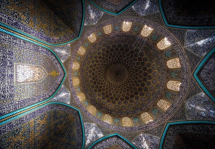 Мечеть шейха Лютфуллы, Исфахан