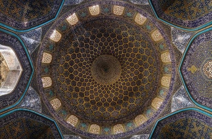 Панорамные фото иранских мечетей и храмов