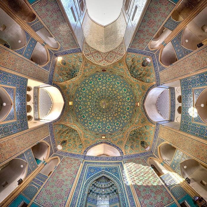 Пятничная мечеть, Йезд