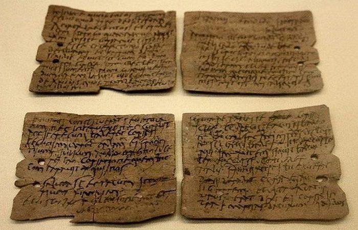 Римское изобретение: газеты.