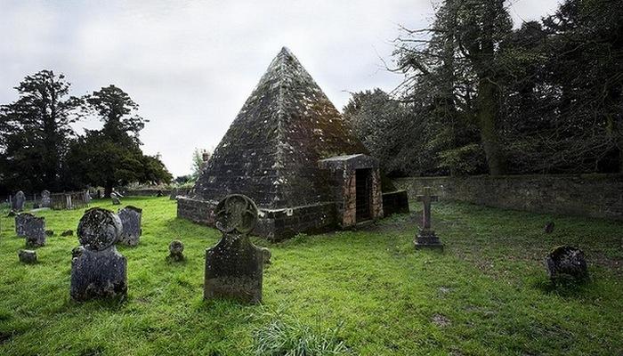 Малоизвестная пирамида: «Гробница безумного Джека Фуллера».