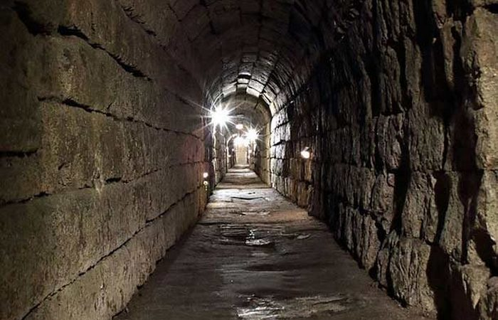 Римское изобретение: канализация.