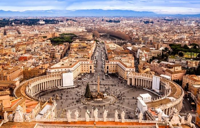 Ватикан./ Фото: webturizm.ru