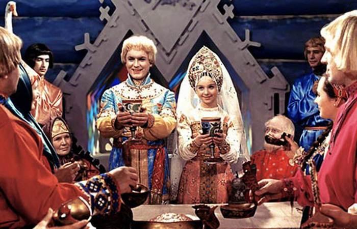 Кадр из фильма «Морозко»./ Фото: hdtv.ru