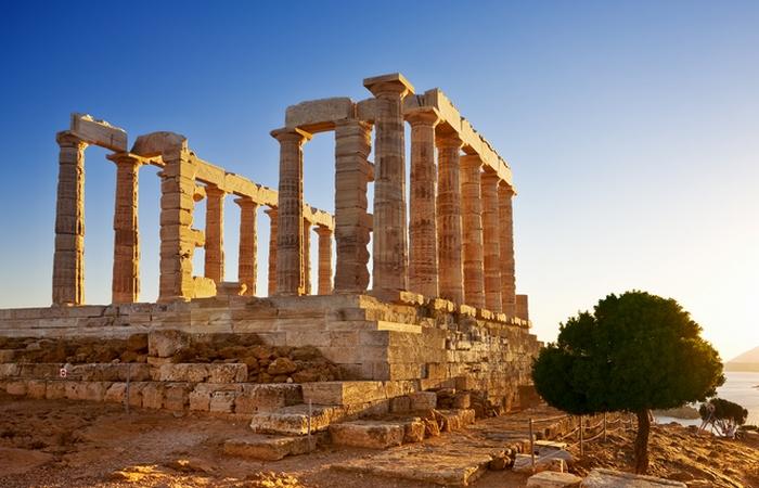 Греция. Прекрасны даже руины...