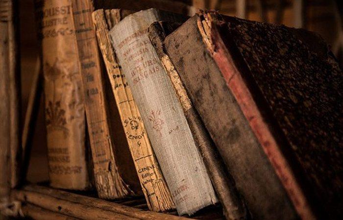 Римское изобретение: прошитые книги.