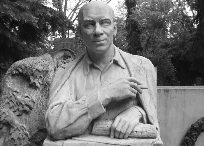 Могила Исаака Дунаевского на Новодевичьем кладбище./ Фото: topwar.ru