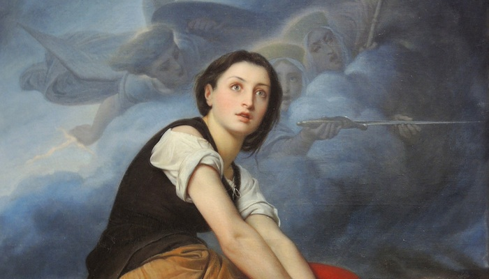 Жанна д'Арк родилась в 1412 году./ Фото: intoclassics.net