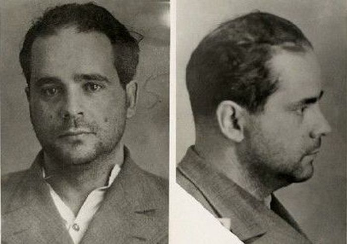 Владимир Киршон, снимки из следственного дела, 1937 год