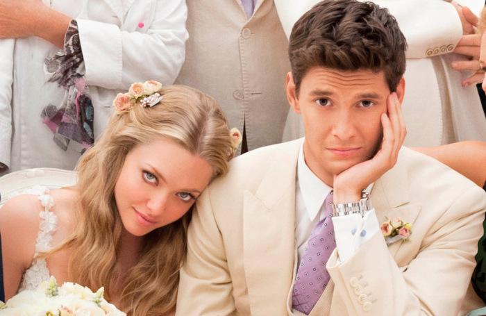 Кадр из фильма *Большая свадьба*