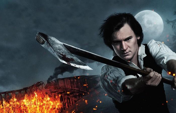 Кадр из фильма «Президент Линкольн: Охотник на вампиров»./ Фото: make-new.ru