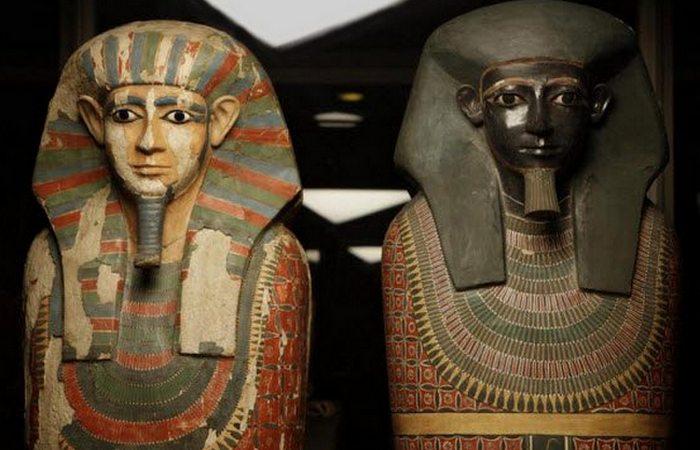 Древний Египет: сыновья Хнум-Аа.
