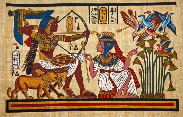 Древний, загадочный, прекрасный Египет./ Фото: demur.pl