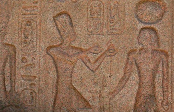 Открытие на древних раскопках: «Неизвестная стела  Рамсеса II».