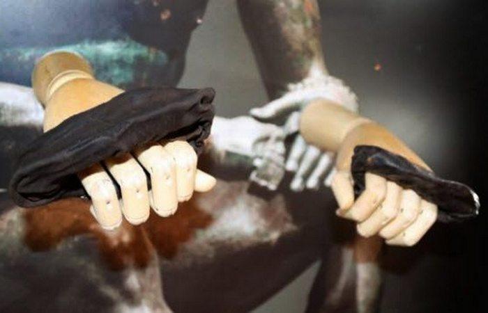 Открытие на древних раскопках: «Римские боксерские перчатки».