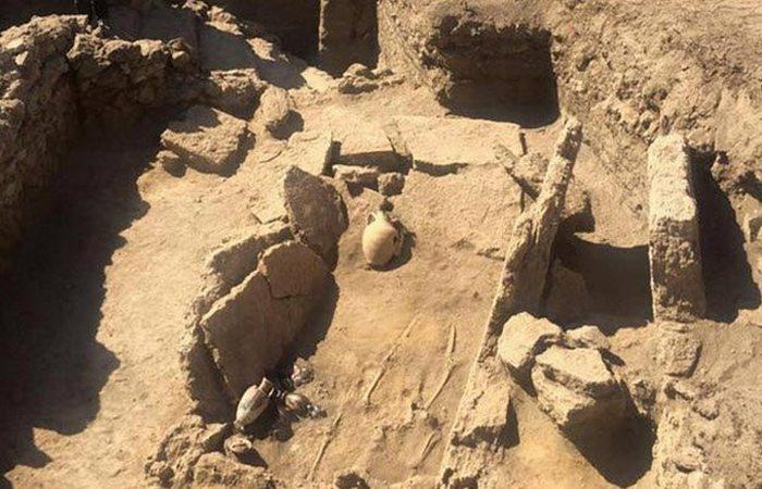 Итальянский археологический сюрприз: «Самнитские Помпеи».