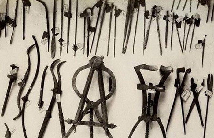 Римское изобретение: медицинские инструменты.