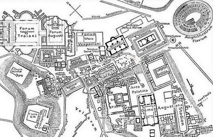 Римское изобретение: городская планировка.