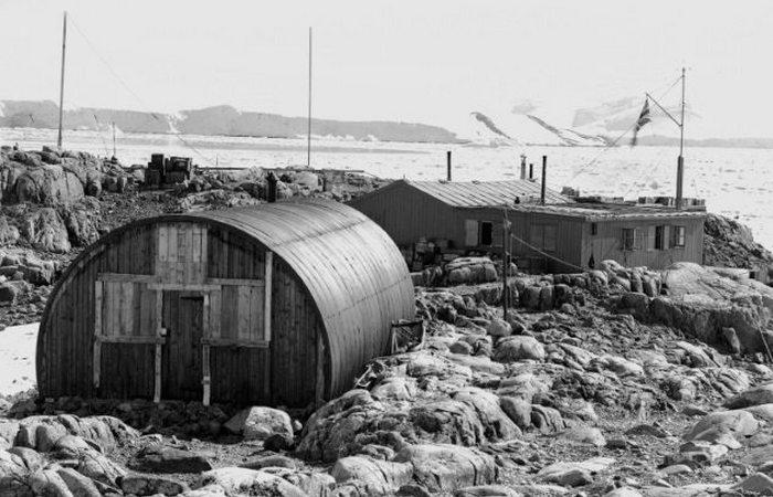Экспансия Антарктиды: операция «Табарин».