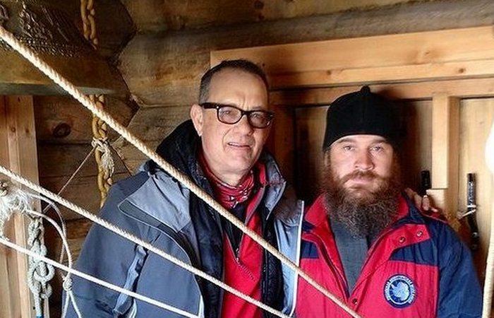 Необычное путешествие в Антарктиду Тома Хэнкса.