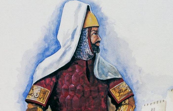 Султан Салах ад-Дин.