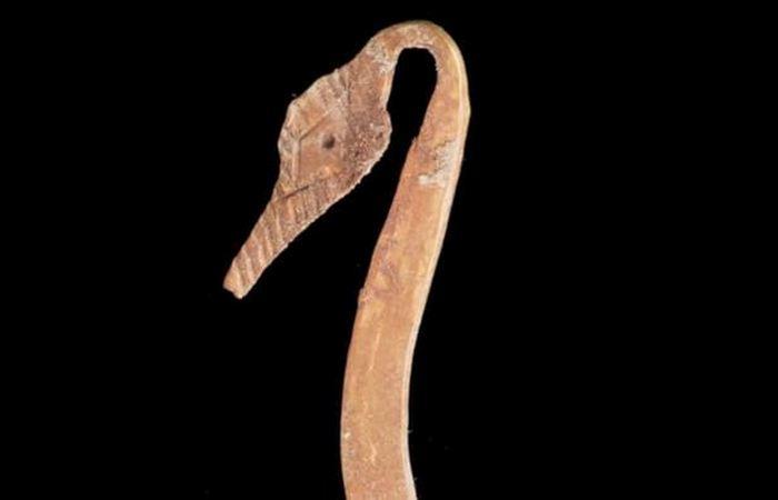 Артефакт из гробницы в Мегиддо.