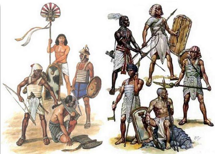 Меджаи очень различались на протяжении веков.