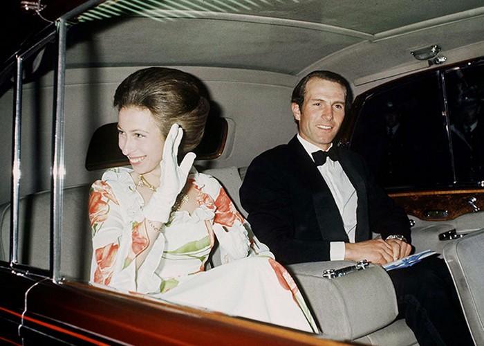 Попытка похищения принцессы Анны./ Фото: royals-mag.ru