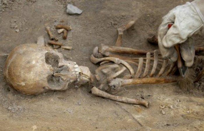 Болгарская археология: загадочная стрела.