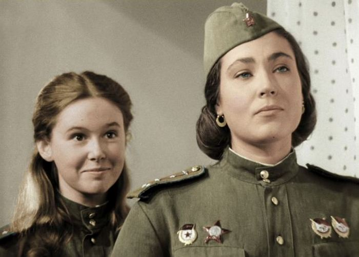 Женский батальон ночных бомбардировщиков./ Фото: budvtemi.com