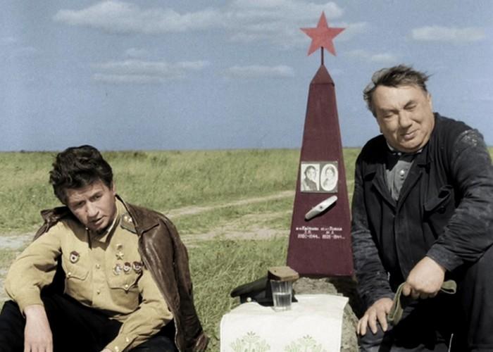 Только один дубль./ Фото: legendy-kino.ru