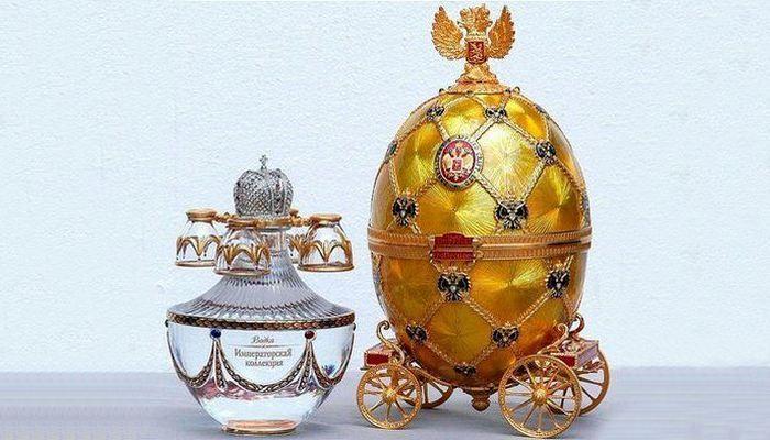 Пасхальное яйцо с сюрпризом от «Дома Фаберже»./ Фото: informclub.ru