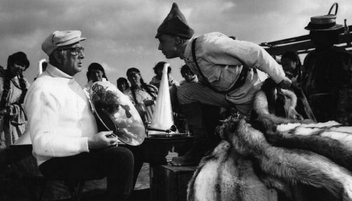 Приказ № 5. Кадр из фильма «Начальник Чукотки»./ Фото: lenfilm.ru