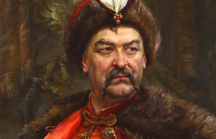 Богдан Хмельницкий.