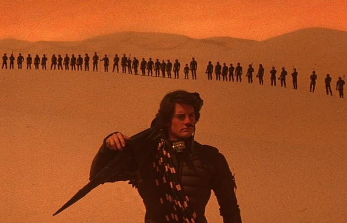 Кадр из фильма «Дюна»./ Фото: kinomania.ru