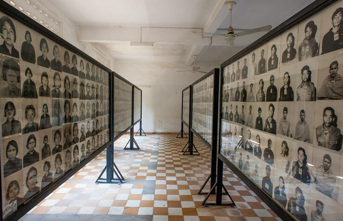Музей геноцида «Тоул Сленг»./ Фото: turna.com