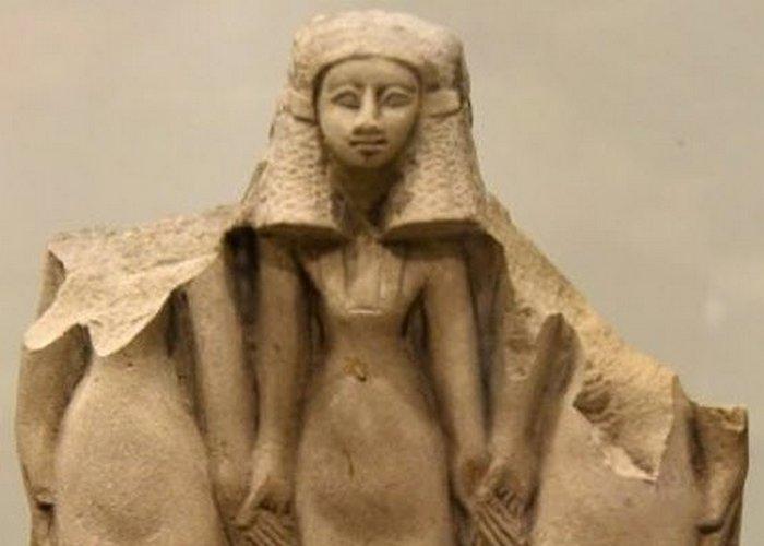 Гендерное равенство в Древнем Египте.