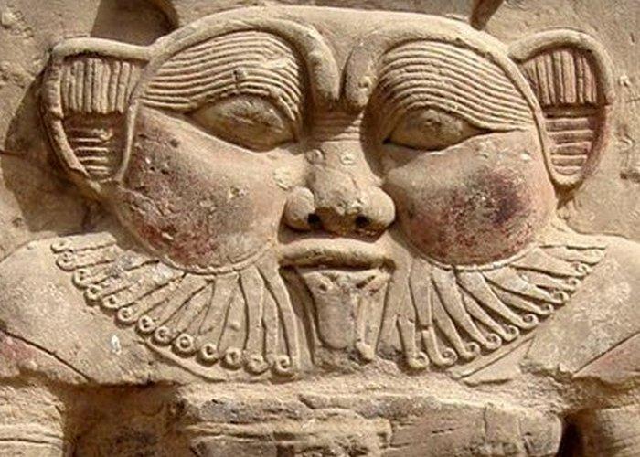 Инвалиды в Древнем Египте.