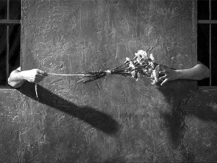 Кадр из фильма «Песнь любви», 1950 год.