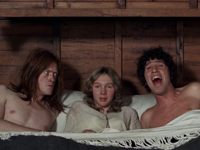 Кадр из фильма «Кентерберийские рассказы», 1972 год.
