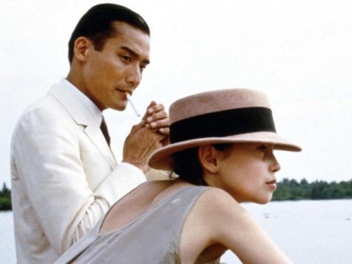 Кадр из фильма «Любовник», 1992 год.