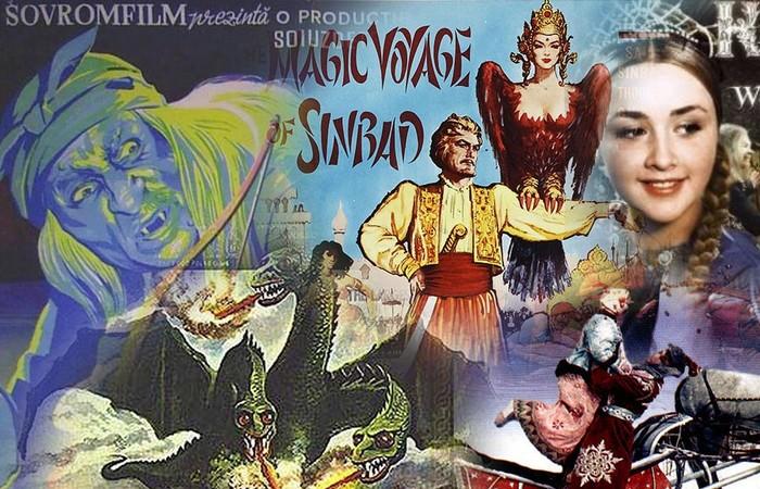 Советские детские фильмы пользовались большой популярностью во всем мире.