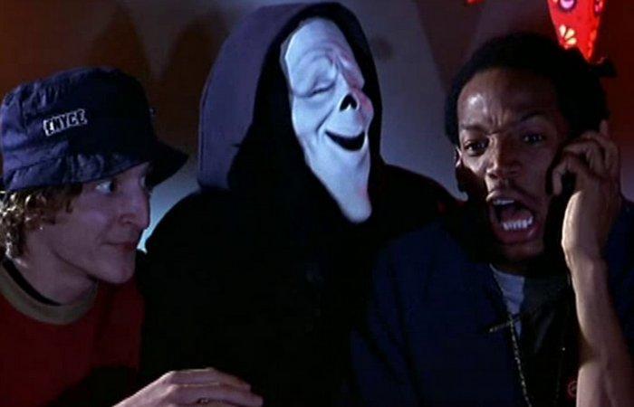 Кадр из фильма «Очень страшное кино»./ Фото: priormovie.com