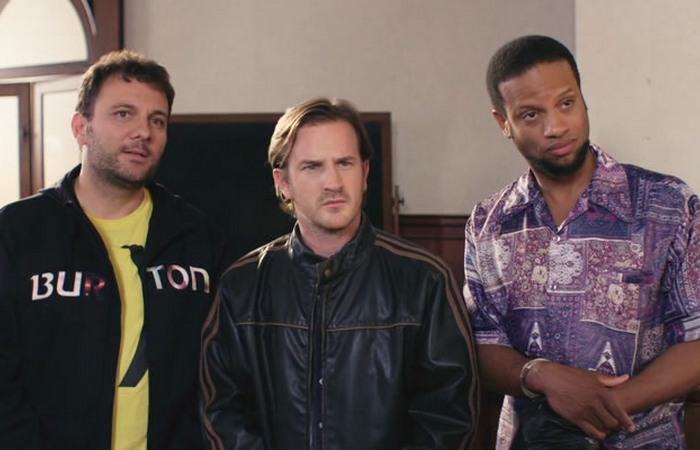 Кадр из фильма «Три слепых праведника»./ Фото: filmz.ru