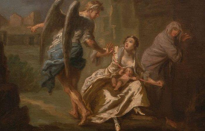 Выставлен на обозрение лот «Картины детоубийства».